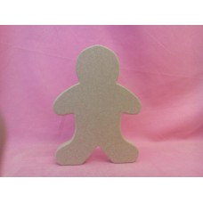 18mm MDF Gingerbread Man starts at 100mm